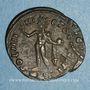 Monnaies Constantin I (307-337). Follis. R/: le Soleil