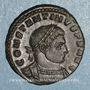 Monnaies Constantin I (307-337). Follis. Trèves, 1ère officine. 313-315. R/: le Soleil