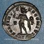 Monnaies Constantin I (307-337). Follis. Trèves, 1ère officine. 317. R/: le Soleil