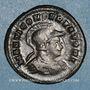Monnaies Constantin I (307-337). Follis. Trèves, 310-313. R/: Mars