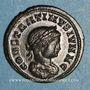 Monnaies Constantin II, césar (317-337). Centenionalis. Lyon, 1ère officine, 322-323. R/: autel