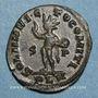 Monnaies Constantin II, césar (317-337). Follis. Londres, 1ère officine. 317. R/: Génie
