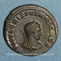 Monnaies Crispe, césar (317-326). Follis. Trèves, 2e officine. 317. R/: Crispe
