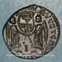 Monnaies Décence, césar (350-353). Maiorina. Arles, 2e officine. 351-352. R/: deux Victoires