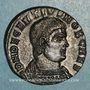 Monnaies Décence, césar (350-353). Maiorina. Lyon, 2e officine, 351-352. R/: deux Victoires