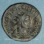 Monnaies Dioclétien (284-305). Antoninien. Cyzique. 6e officine, 287
