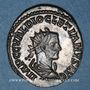 Monnaies Dioclétien (284-305). Antoninien. Lyon, 1ère officine, 287-289. R/: Jupiter