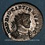 Monnaies Dioclétien (284-305). Antoninien. Lyon, 1ère officine, 290-291. R/: Jupiter