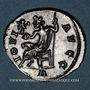 Monnaies Dioclétien (284-305). Antoninien. Lyon, 1ère officine, 292. R/: Jupiter
