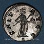 Monnaies Dioclétien (284-305). Antoninien. Lyon, 3e officine, 290-291. R/: la Santé
