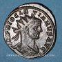 Monnaies Dioclétien (284-305). Antoninien. Rome, 2e officine, 285-286. R/: Jupiter