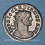 Monnaies Dioclétien (284-305). Antoninien. Rome, 2e officine, 286-293. R/: Jupiter