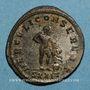 Monnaies Dioclétien (284-305). Antoninien. Ticinum, 2e officine. 285-286. R/: Hercule