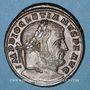 Monnaies Dioclétien (284-305). Follis. Aquilée, 1ère officine, 302-303. R/: la Monnaie