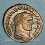 Monnaies Dioclétien (284-305). Follis. Carthage, 298-303. R/: Carthage