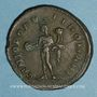 Monnaies Dioclétien (284-305). Follis. Londres, 298-300. R/: Génie