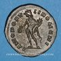 Monnaies Dioclétien (284-305). Follis. Londres, vers 300. R/: Génie