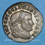 Monnaies Dioclétien (284-305). Follis. Rome, 1ère officine. 303-305. R/: la Monnaie