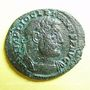 Monnaies Dioclétien (284-305). Follis. Trèves, 1ère officine, 302-303. R/: Génie