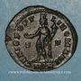 Monnaies Dioclétien (284-305). Follis. Trèves, 2e officine, 302-303. R/: Génie