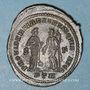 Monnaies Dioclétien (284-305) - Monnayage post-abdication. Follis. Trèves, 1ère officine, 305-307