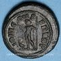 Monnaies Dioclétien (284-305). Quinaire. Rome, 285. R/: Jupiter