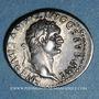 Monnaies Domitien (81-96). Denier. Rome, 82. R/: Minerve debout à droite