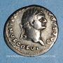 Monnaies Domitien, césar sous Vespasien (69-79). Denier. Rome, 79. R/: deux mains jointes