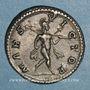 Monnaies Elagabale (218-222). Antoninien. Rome, 218-219. R/: Mars