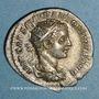 Monnaies Elagabale (218-222). Antoninien. Rome, 219. R/: la Fidélité