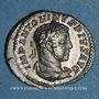 Monnaies Elagabale (218-222). Denier. Rome, 221. R/: la Providence