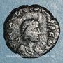 Monnaies Empire romain d'Orient. Marcien (450-457). 1/2 centénionalis.