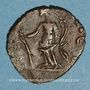 Monnaies Frappes barbares (vers 270-275). Antoninien. Tête radiée de Tétricus I. R/: l'Allégresse