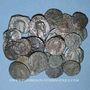 Monnaies Frappes barbares (vers 270-275). Lot de 27 antoniniens