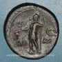 Monnaies Galba (68-69). Sesterce. Rome, 68. R/: Rome