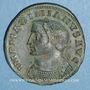 Monnaies Galère Maximien (305-311). Follis. Lyon, 305-307. R/: Génie