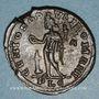 Monnaies Galère Maximien, césar (293-305). Follis. Lyon, 1ère officine, 302-304. R/: Génie