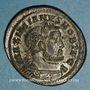 Monnaies Galère Maximien, césar (293-305). Follis. Trèves, 1ère officine, 303-305. R/: Génie