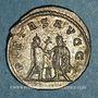 Monnaies Gallien (253-268). Antoninien. Atelier syrien incertain, 256-260. R/: Valérien et Gallien