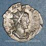 Monnaies Gallien (253-268). Antoninien. Cologne, 259-260. R/: Mars