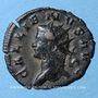 Monnaies Gallien (253-268). Antoninien. Milan, 1ère officine, 261-262. R/: Mars
