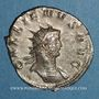 Monnaies Gallien (253-268). Antoninien. Milan, 260-261. R/: capricorne