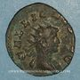 Monnaies Gallien (253-268). Antoninien. Milan, 263-264. R/: la Valeur