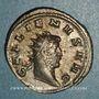 Monnaies Gallien (253-268). Antoninien. Milan, 264-265. R/: le Soleil