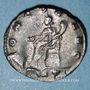 Monnaies Gallien (253-268). Antoninien. Milan, 3e officine, 267-268. R/: la Concorde