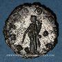Monnaies Gallien (253-268). Antoninien. Rome. 10e officine, 265-267. R/: la Providence