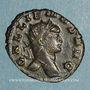 Monnaies Gallien (253-268). Antoninien. Rome, 12e officine, 267-268. R/: antilope à gauche