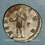Monnaies Gallien (253-268). Antoninien. Rome, 1ère officine. 261-262. R/: Mars