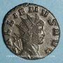 Monnaies Gallien (253-268). Antoninien. Rome, 1ère officine, 267-268. R/: Pégase
