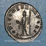 Monnaies Gallien (253-268). Antoninien. Rome, 253-255. R/: Jupiter